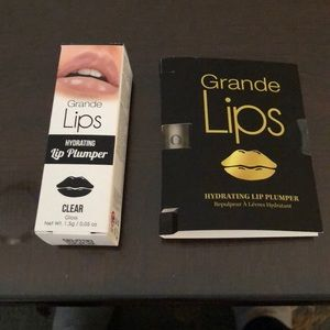 Other - Grande Lips Hydrating Lip Plumper Set